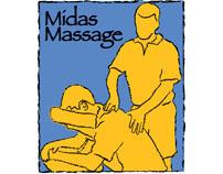 Midas Massage Logo