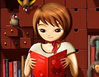 Reading Among Drawers