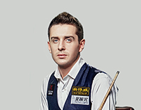 大湿啊 顶 The snooker Masters --Mark Selby
