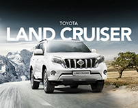 Land Cruiser - Toyota
