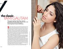 Marie Claire: The Classic Yami Gautam