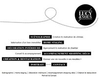 Lucy et vous. Website