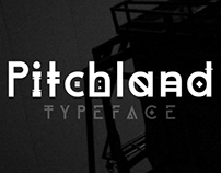 Pitchland - Typeface