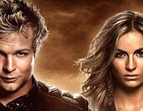 Adam & Selina Rebrand 2013
