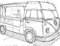 Quick Sketches 2013 - 1