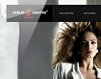 EMILIO SANTINI // Website