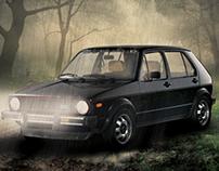 VW GTI 76