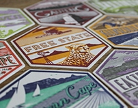 Travel Coasters