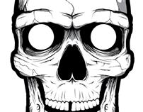 Skull Time Lapse