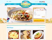 Eden Cheese Anything Website