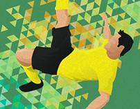 Copa das Confederações - Brasil 21