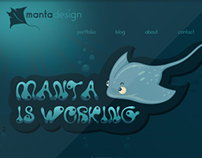 Manta is Working