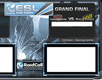 ESL Euro Series Summer 2013 Overlay