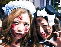 Halloween Girls.