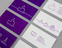 Book of visual identity for Lutheran Church in Orzesze