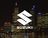 Suzuki Website Redesign