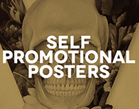 Self-promotional Posters