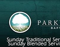 Parkview Baptist Banner