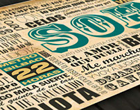 Flyer | Poster | Facebook cover