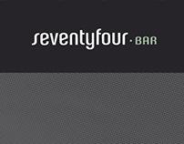 seventyfour • Bar