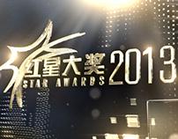 Mediacorp Star Awards 2013