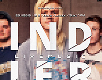 Indie Flyer / Poster 13