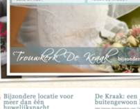 Trouwkerk De Kraak | Website