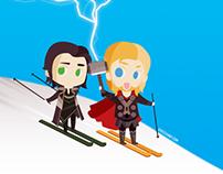 Thor Wants Loki To Be Happy