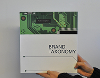 Brand Taxonomy- Specialist ways of working (Part One)