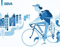 BBVA / Blue Joven