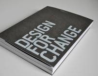 Design for Change : Livre [BlackJack editions]