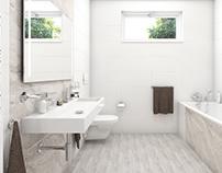 Green Village #standard bathroom nr.1