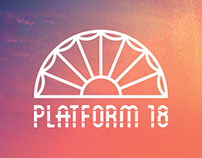Platform 18 Branding