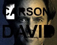 Carson Poster