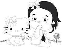 Fernanda´s Caricature