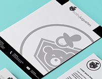 BabyJuguetes Identity and Website