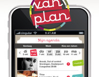 [concept] Van Plan | Branding - Website - App
