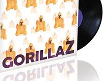 LP Gorillaz