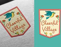 Cheerful Village - Logo Type Proposal