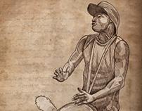 Djoliba Drawings