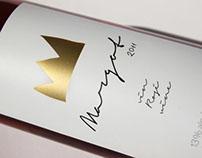 Cuvée Margot / Rosée Wine Label