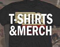 2012 - 2019 - T-Shirts & Merch