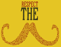 Respect The Stache