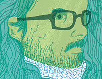 Dale Earnhardt Jr. Jr. Illustration