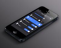 Phillips Hue Web App: Hue Ice