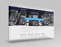 TeleData Systems Website