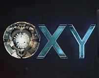 Logo - Brand Identity - OxyFX studios