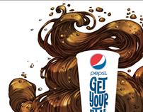 Pepsi Murals