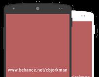 [FREE] Nexus 5 Flat Mockup