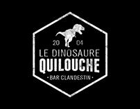 Le Dinosaure Quilouche